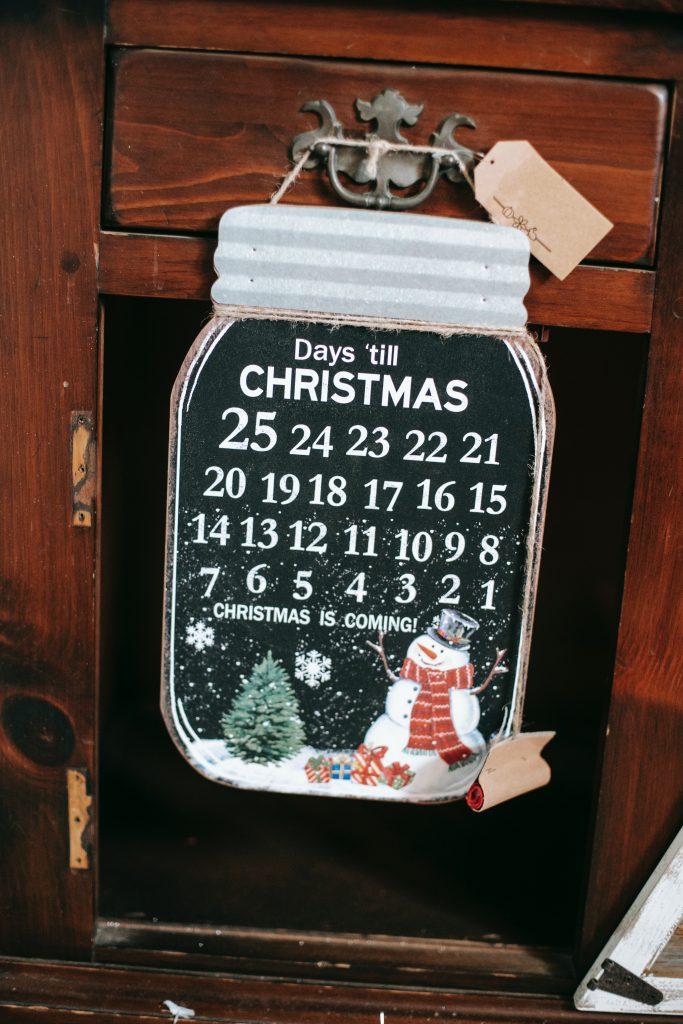 Blogmas 2020 advent calendar
