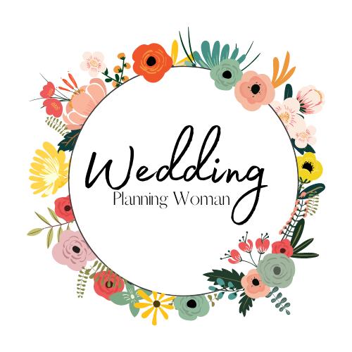 Wedding Planning Woman