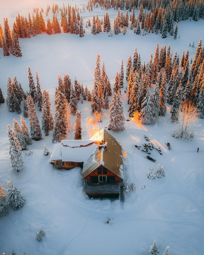 Plan a winter weekend
