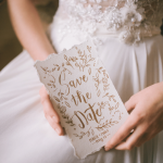 How to make your save the dates stand out