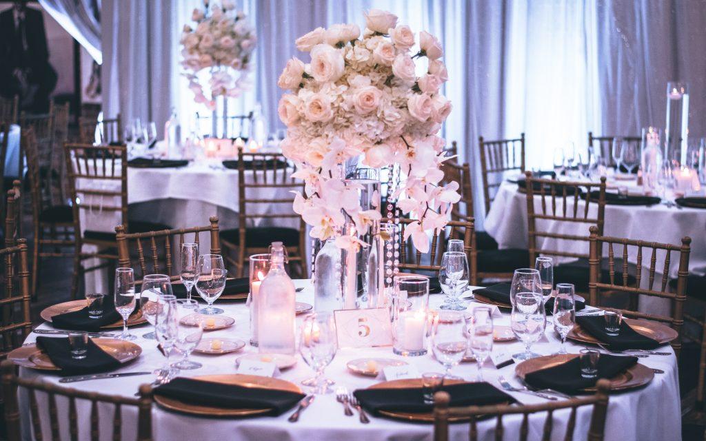 Create wedding seating chart