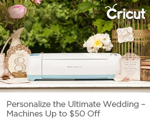 Cricut Wedding