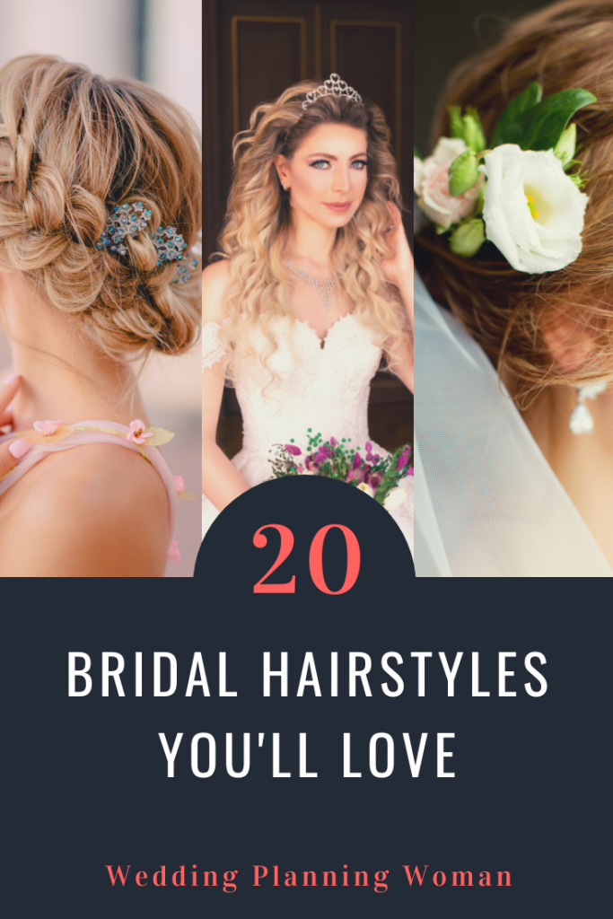 20 bridal hairstyles that you'll love