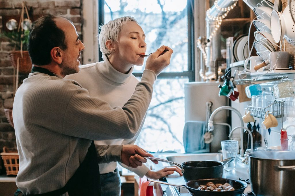 Get an Airbnb or Hotel with a Kitchen to Make Your Own Meals
