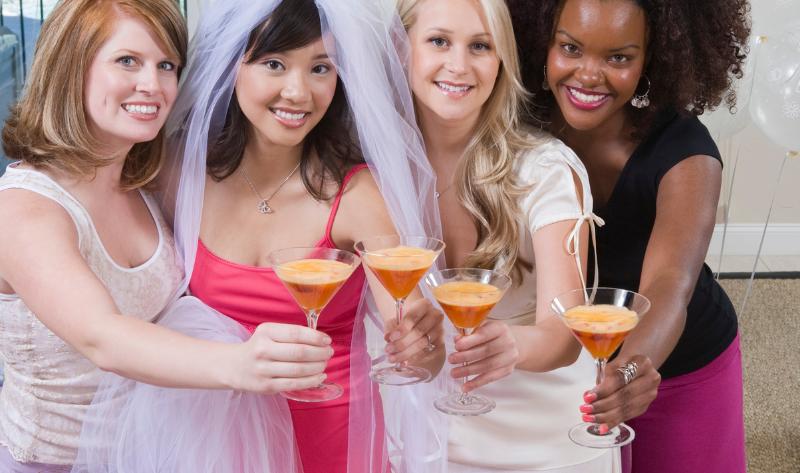 Easy DIY Bridal Shower Decorations